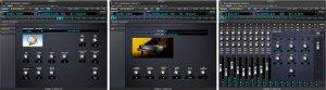Macと連携した音楽制作を実現する VSTi、AU対応の専用プラグイン・エディター