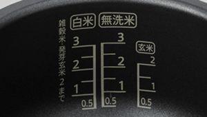 シャープ ジャー炊飯器(3合炊き) ブラック系SHARP KS-C5F-B