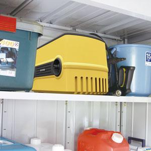 アイリスオーヤマ 高圧洗浄機 イエロー FBN-604