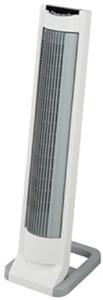 ドウシシャ pieria(ピエリア) タワー扇風機 風量3段切替機能付 フルリモコン式 ホワイト