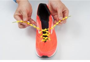 結ばない靴紐 ツインズ TWINS キャタピラン 伸縮型靴紐