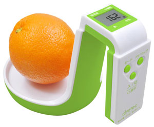 DRETEC デジタル計量カップ ファリーヌ 1kg CS-100