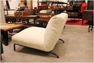 journal standard Furniture RODEZ CHAIR 1P NUDE ロデ リクライニングチェア 1人掛け(カバー無し)