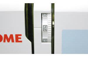 JANOME ジャノメ 電動ミシン 「両手が使えるフットコントローラータイプ」 JN508DX