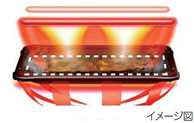 Panasonic PLAY!! NIGHT COLOR + ビストロ スチームオーブンレンジ 26L コモンブラック NE-BS600-CK