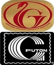 【amazon.co.jp限定】 2枚合わせ羽毛掛け布団 シングル ファイングレードホワイトダウン85%使用 日本製