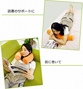 Restile (レスティーレ) 低反発曲がる枕 Gunyatto (ぐにゃっと)