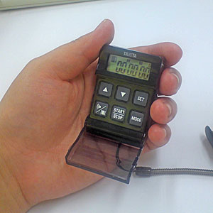 TANITA バイブレーションタイマー 24時間計 クイック