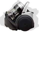 Panasonic エコナビ 電気掃除機 パワープレスサイクロン(遠心分離+空圧分離) メタリックシルバー MC-SR31G-S