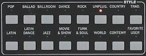 コードを弾くだけで音楽が生まれる「スタイル・プレイ」。