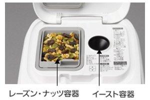Panasonic ホームベーカリー 1斤タイプ シャンパンホワイト SD-BMS106-NW