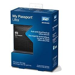 My Passport Ultra
