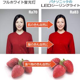 Panasonic LEDシーリングライト LED