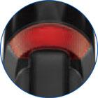 Panasonic 電気掃除機(サイクロンタイプ) ECONAVI プチサイクロン メタリックシルバー MC-BR30G-S