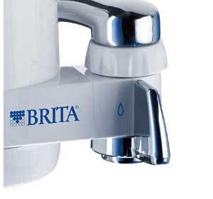 高除去10項目 BRITA (ブリタ) オンタップ