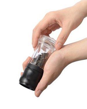 セラミックミル (ペッパー・結晶塩用) ブラックCM-10N-BK