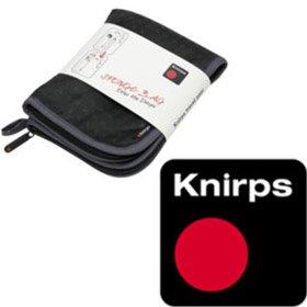 Knirps DRY BAG 折りたたみ傘収納ケース MAT CROSS KN-DB01