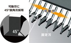 Panasonic カットモード アタッチメント交換タイプ 白 ER-GF40-W