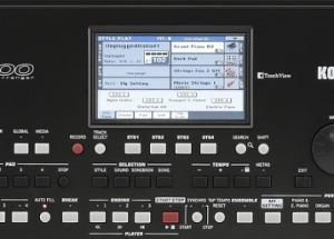 タッチ・ビュー・ディスプレイと2種類の画面表示モードで、操作をよりスムーズに。