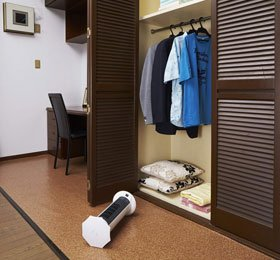 HEATEC 【1台の扇風機を分割して2台の扇風機として使用できる】 スプリット・スリムファンDC SF-601