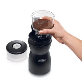 DeLonghi カッター式 コーヒーグラインダー KG40J