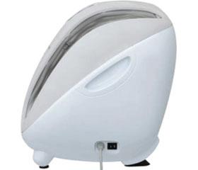 スライヴ 「横に寝かせて使用可能」 フットマッサージャー 【もみギア プロ】 ホワイト MD-6102(W)
