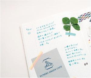 IDEAの活用例:日記帳