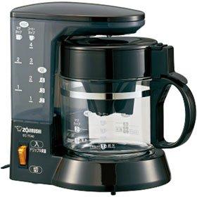 象印 【4杯】コーヒーメーカー EC-TC40-TA