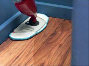 Dirt Devil 【スプレー一体型モップで掃き掃除がラクラク・簡単】 スプレー+モップ DQC-SM-JA