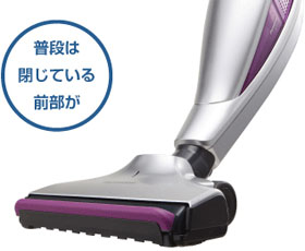 Panasonic コードレススティックサイクロン掃除機 MC-BU100J