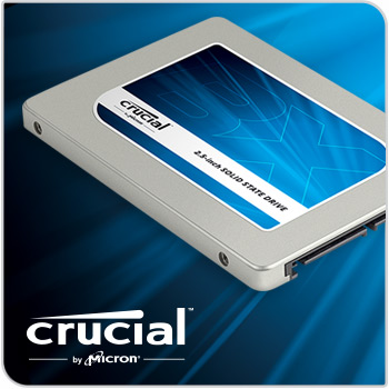 Crucial BX100 Solid State Drive