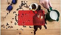 Logicool Keys to go ウルトラポータブルキーボード 汚れたら拭き取るだけ