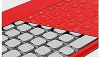 Logicool Keys to go ウルトラポータブルキーボード 安心のファブリックスキン キーボード