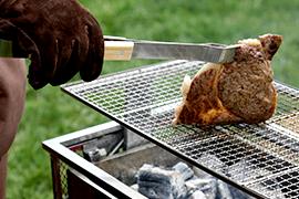 霜降り肉の焼き方