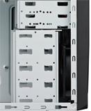6 つの 3.5 インチドライブベイを備える高い拡張性