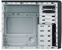 CPU クーラーのメンテナンスを行える大型のメンテナンスホールを搭載