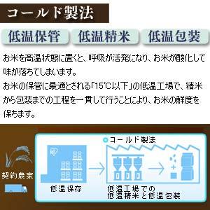新潟県産 白米 こしひかり 1.8kg 平成25年産