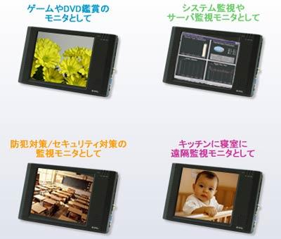 LCD-7CX導入例