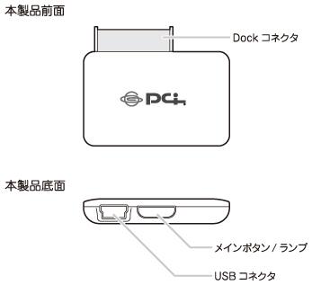 BT-DockT外観