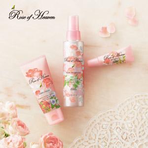 로즈 꿀과 유기농 식물의 향기 화장품