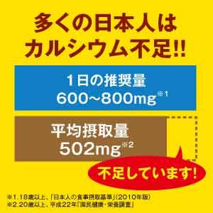 日本人にもっとも不足している栄養素