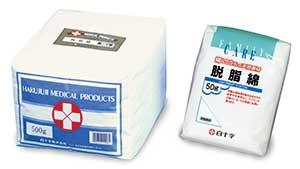 紙包装とポリ包装