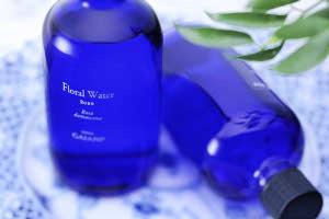 精油から採れる大切な副産物:フローラルウォーター