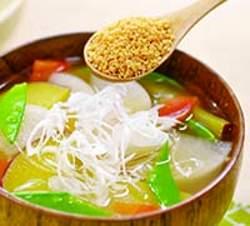 食べ方いろいろ、毎日の大豆レシチン習慣をはじめよう!
