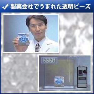 特徴1:製薬会社の実験室でうまれた品質で強力消臭!