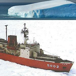 南極観測隊の標準装備に指定