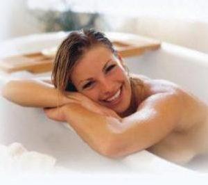 魅せたいボディへ Step1 「入浴」