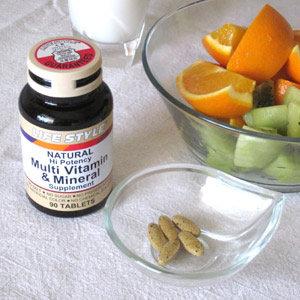 하루 (2 마리) 영양 성분