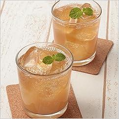 りんご酢とカルピスでつくるジンジャエール