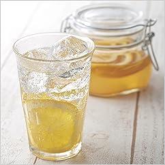 お酢とオレンジのタンサンレモン